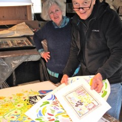Artistic habitats: artists open their homes and studios