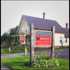 A second Davallia gallery in the Stone Village