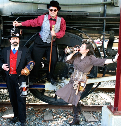 Springfield will host the Steampunk Society of Vermont's first festival, a fresh reimagination that pays homage to the town's famous industrial heritage.