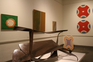 Works in the Bennington Modernism Gallery