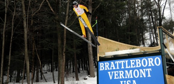 Spotlight: Harris Hill Ski Jump