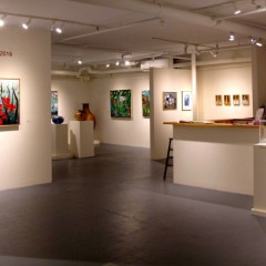 Art in the atrium: Mitchell Giddings gallery expansion