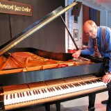 A Steinway surprise for the Jazz Center