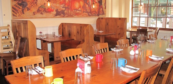 A Place at the Table:  Bellows Falls'  Popolo Restaurant Feeds the Future