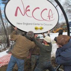 Getting ready to fly: New England Center for Circus Arts moves into new headquarters
