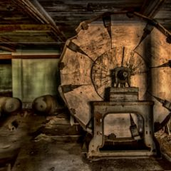 Echoes of the Past: Abandoned Photography